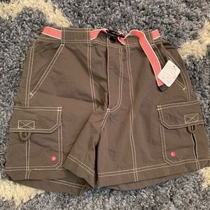 Free People Dream Mountain Shorts